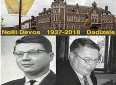 Oud-burgemeester en N-VA-lid Noël Devos overleden
